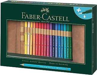 ファーバーカステル アルブレヒトデューラー 水彩色鉛筆 ペンシルロール30色セット117530