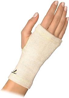 UPTOFIT Women Wrist Sleeve Copper Compression Carpal Tunnel Hand Brace Lightweight Every Day and Night Support for Arthritis,Tendonitis,Bursitis,Wrist Sprain (S Single)