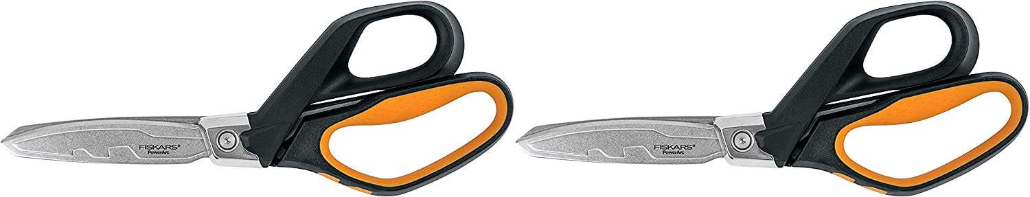 Fiskars 710150-1001 PowerArc Shears 10 2 Pack Inch - All items in the store Max 53% OFF