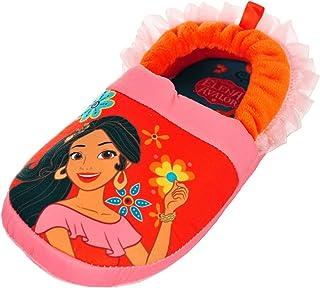 Elena of Avalor Toddler Girls Plush Aline Slippers