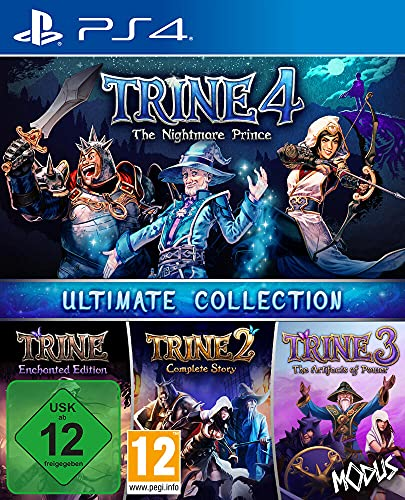 Trine 4 - Ultimate Collection [PlayStation 4]