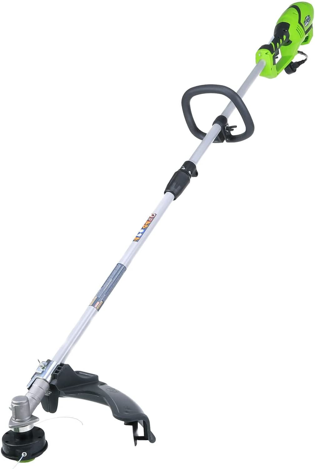 Greenworks 21142 10 Amp Corded String Trimmer - best string trimmers for the money