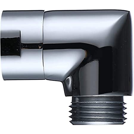 Shower Head Elbow Adapter,Shower Arm Extension (90degree)