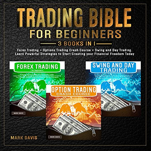 Trading Bible for Beginners - 3 Books in 1 cover art