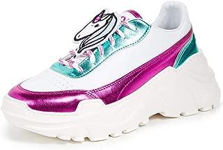 JOSHUA SANDERS Women's Irene Good Unicorn Sneakers
