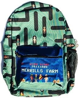 Netflix Loungefly Backpack Merrills Farm School Bag