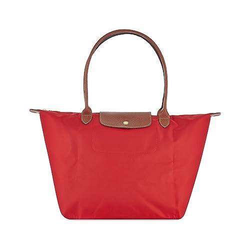 53fb83f54271b Longchamp Women s Large Le Pliage Shoulder Nylon Bag Tote
