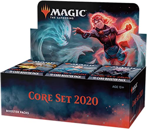 colores increíbles Magic The Gathering MTG - Core Set 2020 Booster Booster Booster Display (36 Packs) - Russian  seguro de calidad