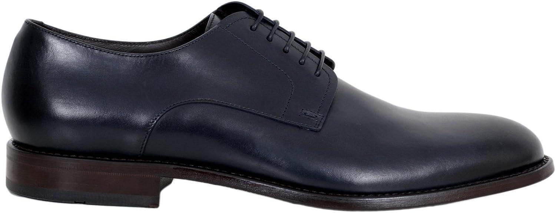BOSS Hugo schwarz, schwarz, Herren Schnürhalbschuhe blau dunkelblau  genießen Sie Ihren Einkauf