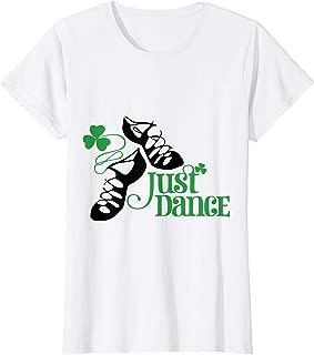 Just Dance Irish Tee