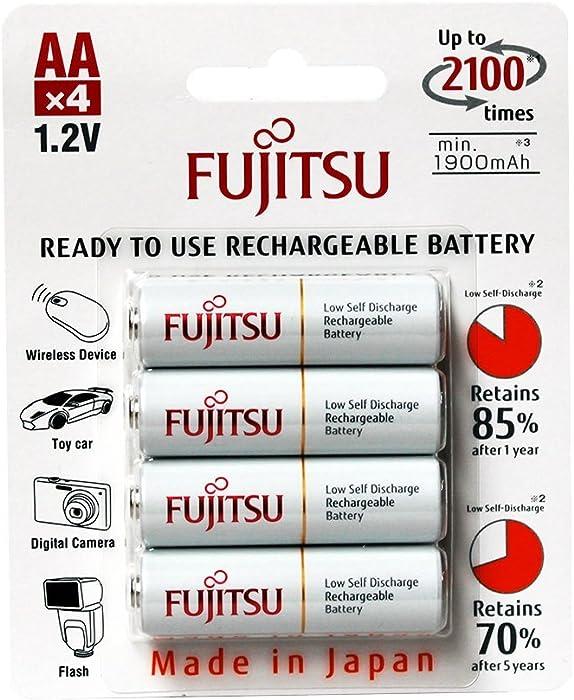 Top 10 Fujitso Laptop Battery