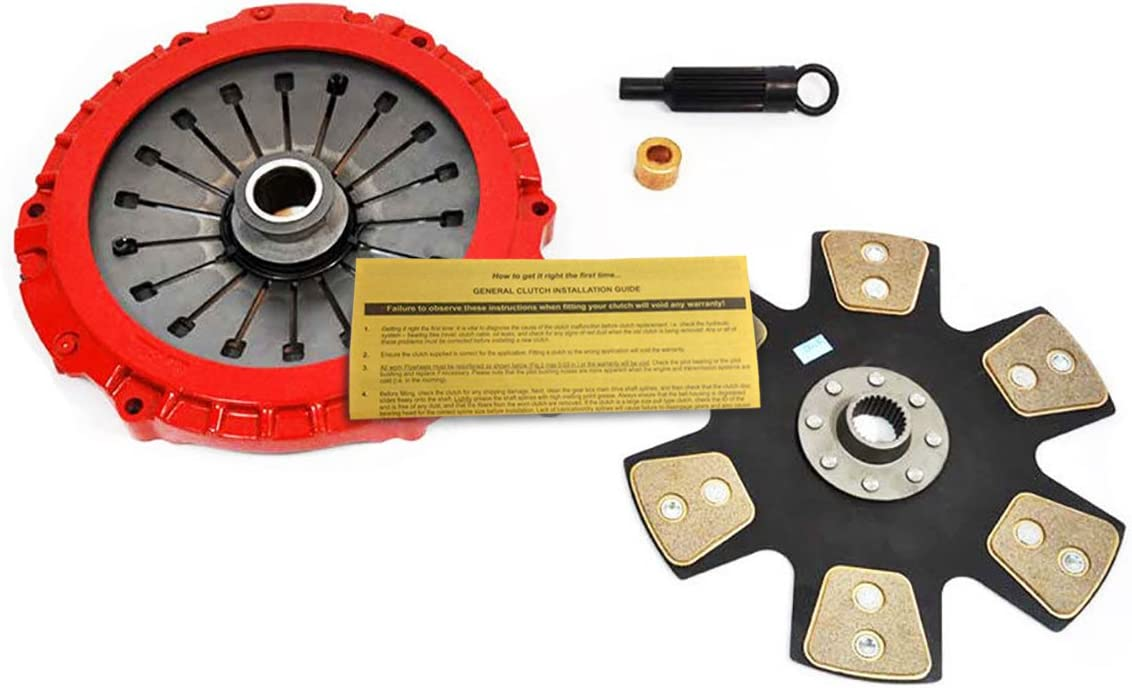 Year-end annual account EFT STAGE 4 CLUTCH KIT WORKS WITH SS F wholesale Z28 93-97 FIREBIRD CAMARO