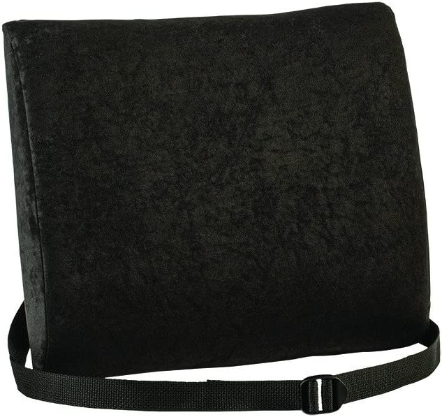 Core Trust Products SlimRest Lumbar Sale Special Price Deluxe - Black Support