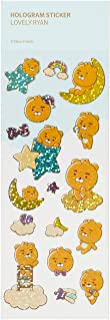 KAKAO FRIENDS Official- Lovely Theme Hologram Stickers (Ryan)