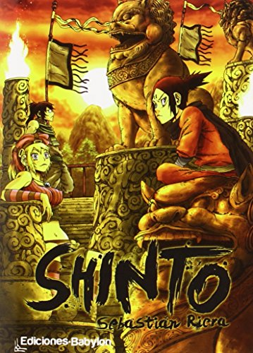 Shinto: 3 (Colección Manga occidental)