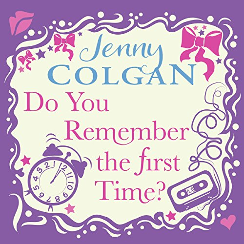 Do You Remember The First Time? audiobook cover art