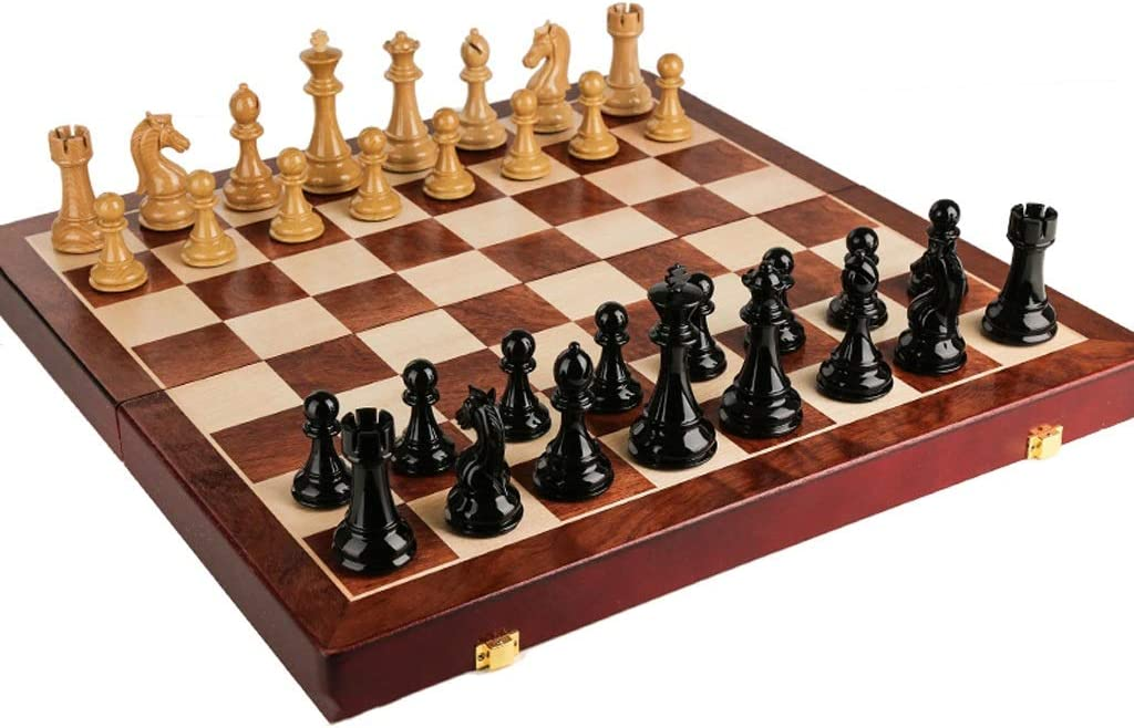 QIAOLI International Chess 20 inch Game Denver Mall Max 88% OFF Set in 4.3 Classic