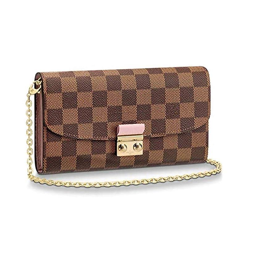 Damier Canvas Pochette Felicie Wallets Handbag Clutch Article