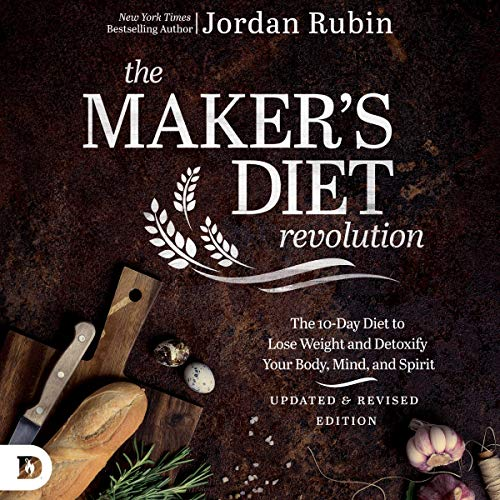 The Maker's Diet Revolution  By  cover art