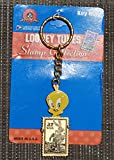 Looney Tunes Tweety Bird Stamp Collection Key Ring Post Office Stamp