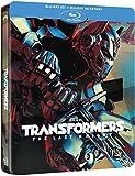 Transformers: El Ultimo Caballero (BD 3D + BD Extras) - Edición Especial Metal [Blu-ray]...