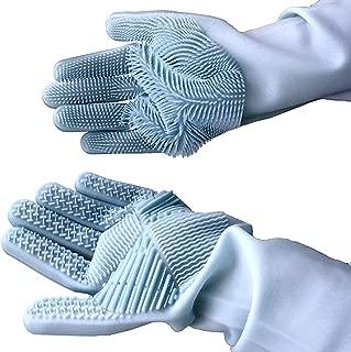 Best silicone dishwashing gloves Reviews