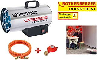 Rothenberger Industrial 1500000051 RoTurbo - Soplador con