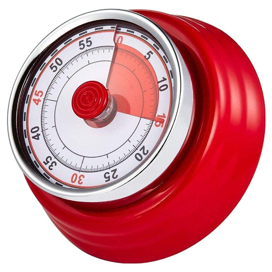 打ち上げる幻滅するウッズLambowo 調理の家事のスポーツのための台所機械タイマーの円形の磁気カウントダウン