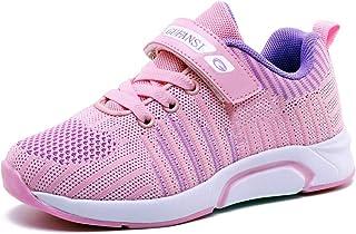 Baskets Enfants Chaussure de Course Fille Sneakers Enfant Garçon Chaussures Scolaire l'École pour Running Shoes Compétitio...