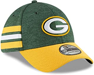 New Era 2018 39Thirty NFL Green Bay Packers Sideline Home Hat Cap 11763387