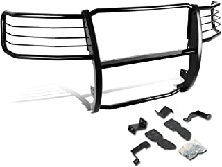 DNA Motoring GRILL-G-014-BK Front Bumper Brush Grille Guard