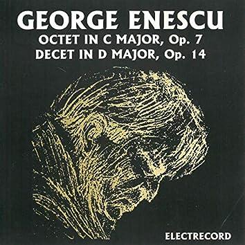 George Enescu: Octet In C Major, Op. 7; Decet In D Major, Op. 14