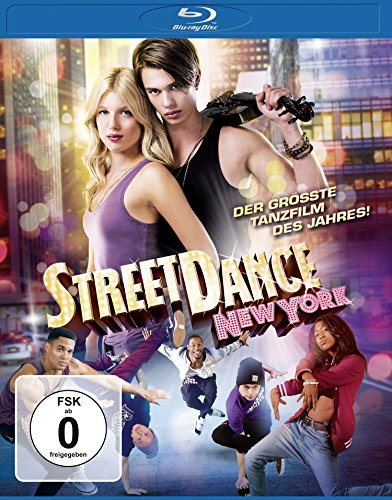Streetdance: New York [Blu-ray]
