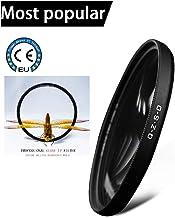 CELLONIC/® Paraluce Grandangolare /Ø 40.5mm per Olympus M.Zuiko Digital ED 14-42mm 1:3.5-5.6 Parasole Obiettivo Cappuccio Macchina Fotografica Paraluce di Lente Visiera di Sole