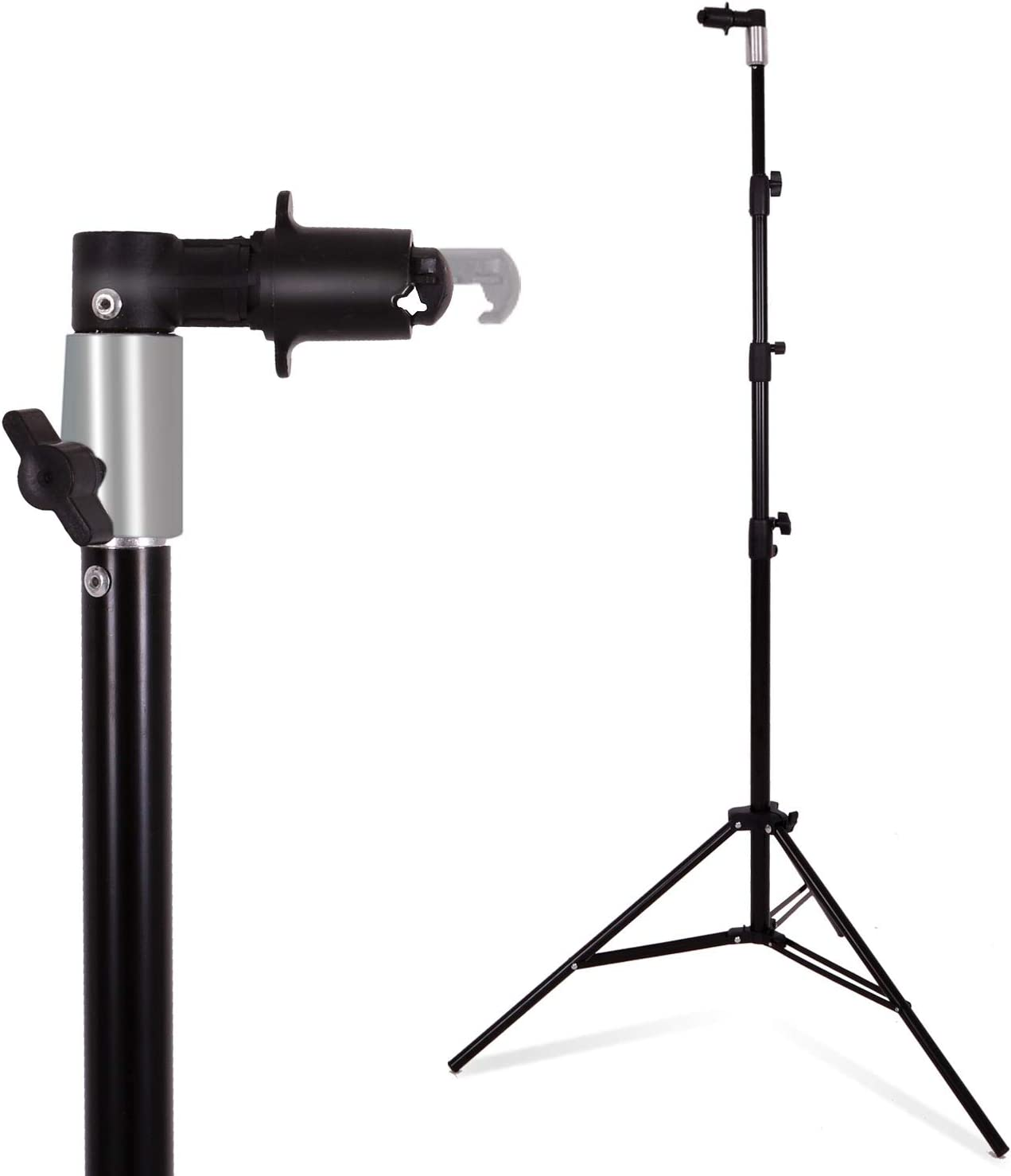 GSKAIWEN Reflector Backdrop Holder Clip Light Seattle Mall Max 76% OFF and R Stand 8.5FT