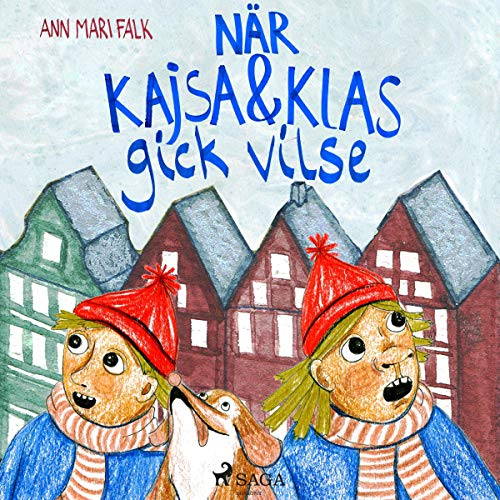 När Kajsa och Klas gick vilse cover art