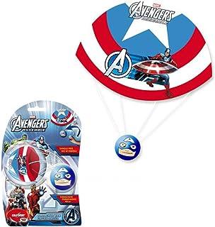 Marvel Avengers Captain America FTP902CAP Parachute