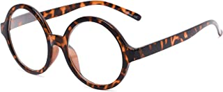 com Reading Glasses: The Architect Reader, Plastic Round Style for Men and Women