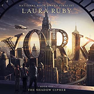York: The Shadow Cipher cover art