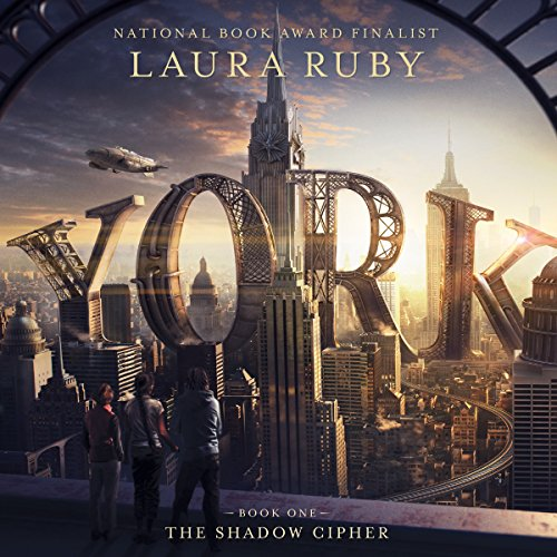 York: The Shadow Cipher audiobook cover art