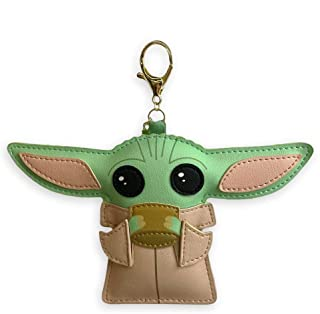 Star Wars The Child Faux Leather Flair Bag Charm – The Mandalorian