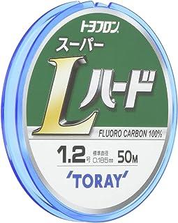東レ(TORAY) ライン ハリス トヨフロン スーパーL ハード 50m