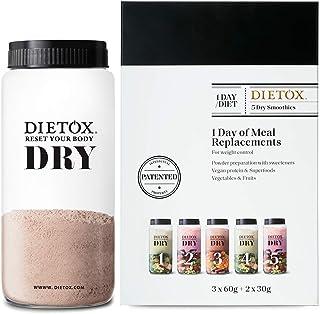 Dieta Completa Dietox DRY | 3 días completo de sustitución