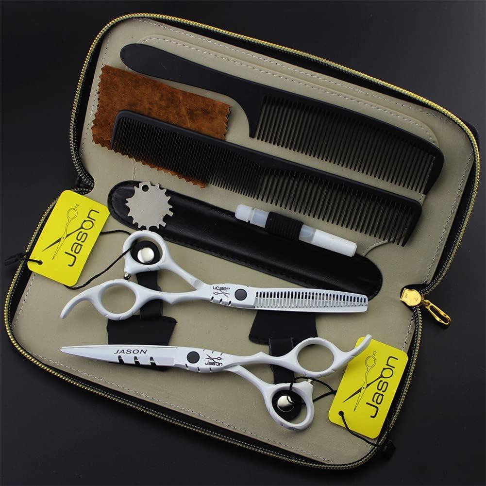 BBXZM Hair Cutting Scissors Set PCS 8 Max 64% OFF Max 64% OFF 5.5 inch Professional