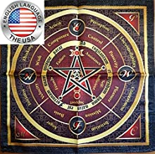The Altar of The Goddess - Wiccan Magic