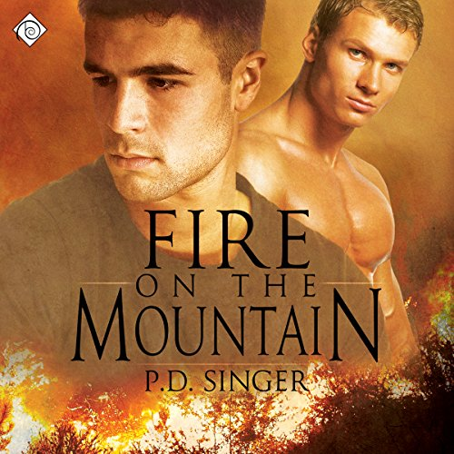 Fire on the Mountain audiobook cover art