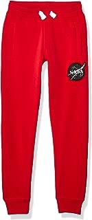 SOUTHPOLE - Kids Boys' Big NASA Collection Fleece Jogger Pants