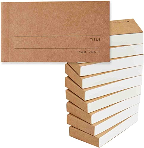 new arrival Flip Book 10 Pack - 88 Blank Animation Paper Sheets per Flipbook (176 Pages) - 4.5 x online sale 2.5 Inches - for Sketching and Cartoon 2021 Creation outlet sale