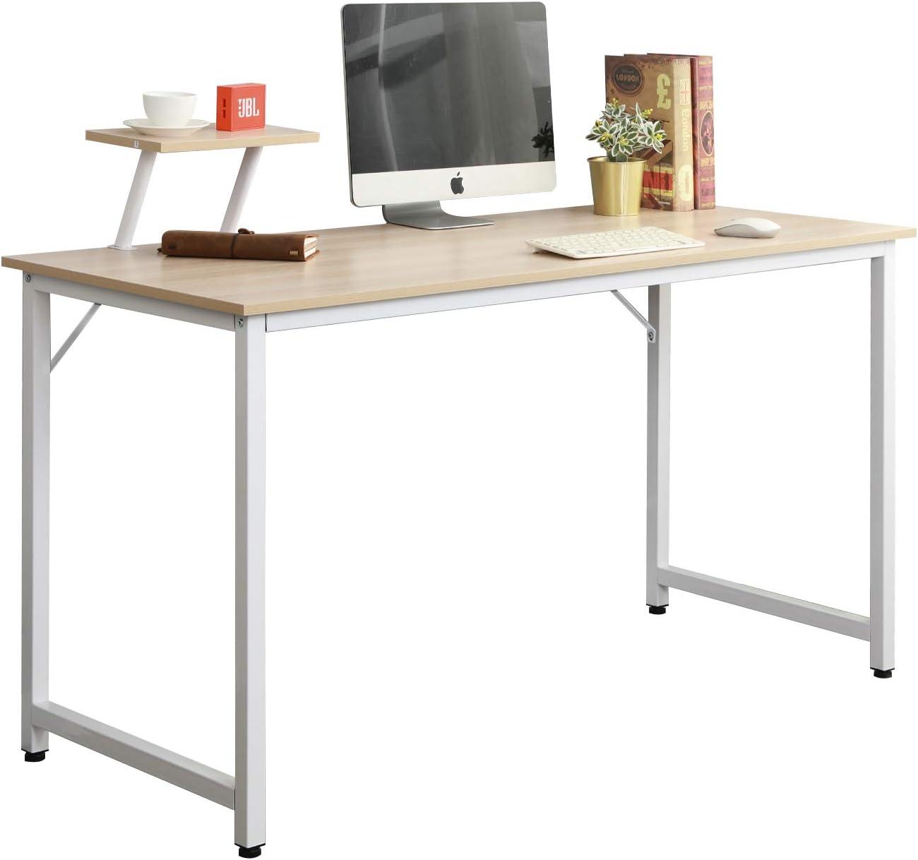 SDHYL Elegant 47.2 inches Ranking TOP10 Computer Desk Office Large La Home Workstation