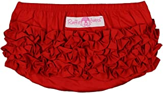 Best red ruffle bloomers Reviews